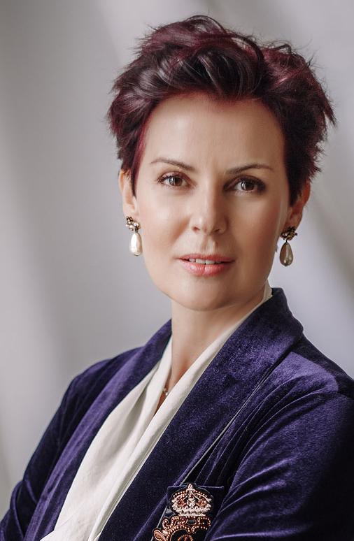 Natalia Dolina, MCC ICF